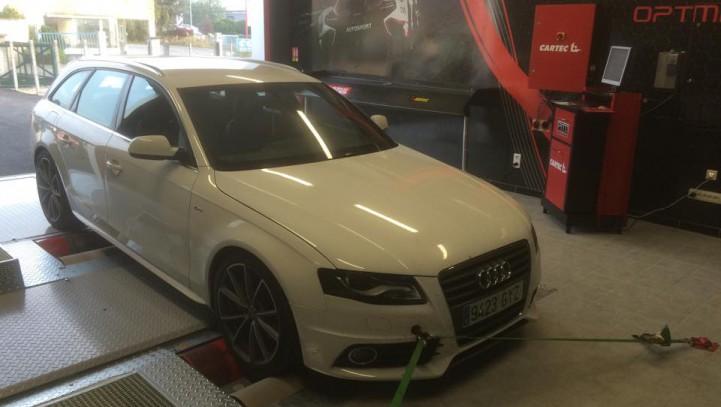 Audi A4 140 TDI