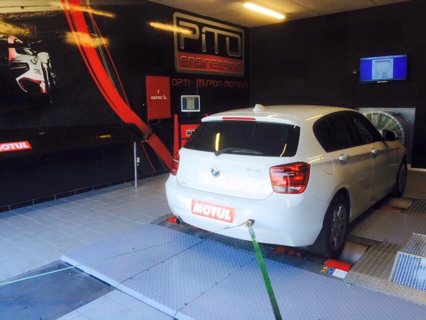 BMW 116D Serie F20