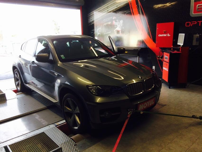 BMW X6 35D