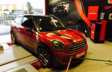 MINI PACEMAN 1.6D ALL4