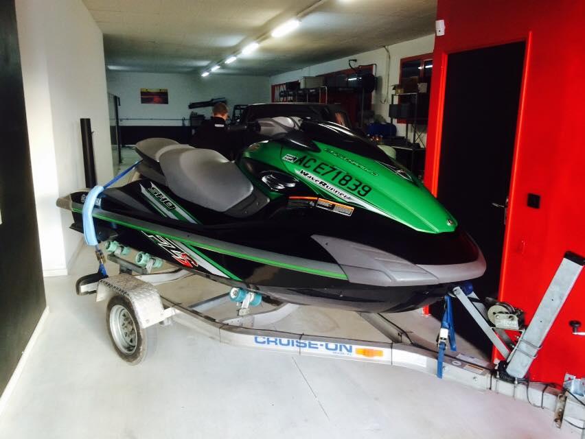 Jet ski Yamaha 1.8 turbo