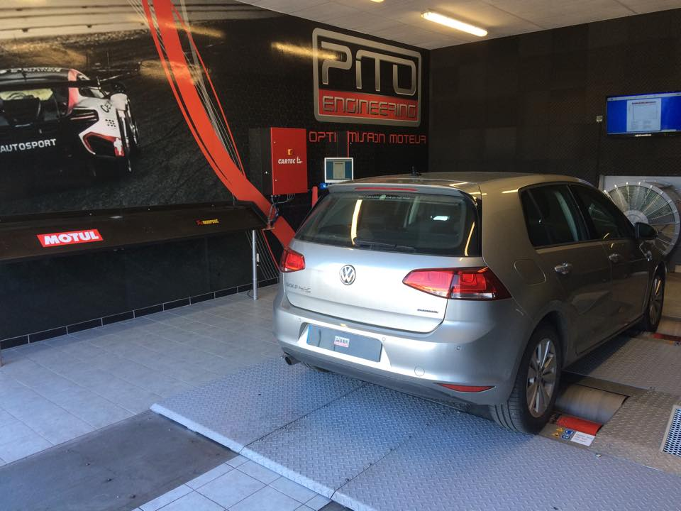 VW GOLF 7 1.6 TDI 110ch
