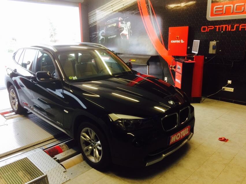 BMW X1 E84 18D