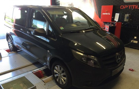 MERCEDES NEW VITO 114CDI