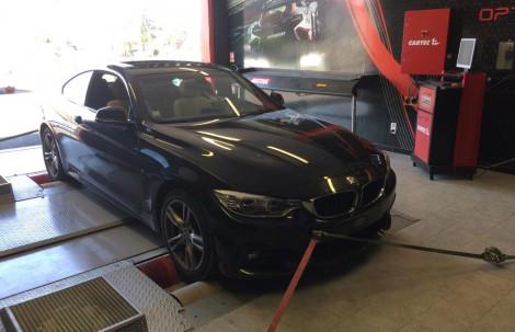 BMW 435D 313ch