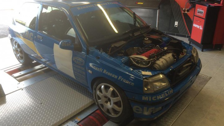 RENAULT Clio Williams 2.0 GR A