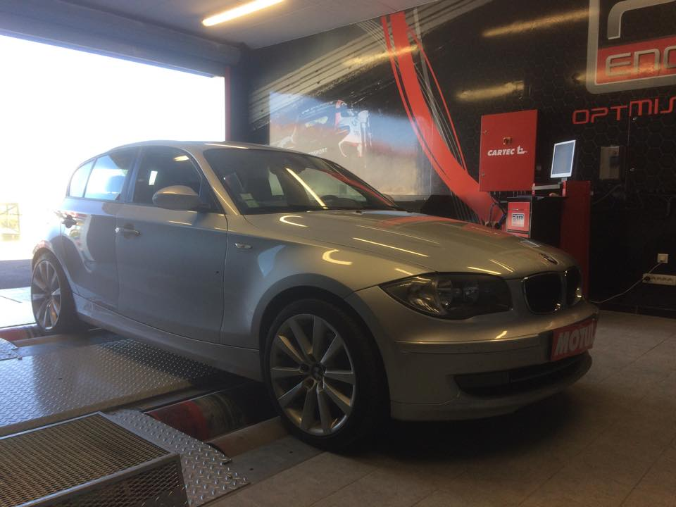 BMW 120D 177ch