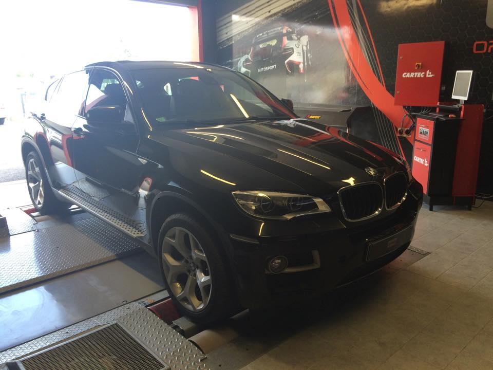 BMW X6 3.0 235CH 2013