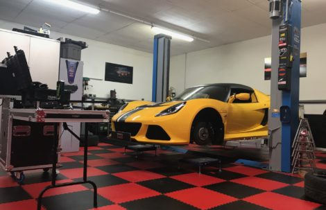 SET UP LOTUS EXIGE S